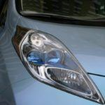 2011 Nissan Leaf headlight