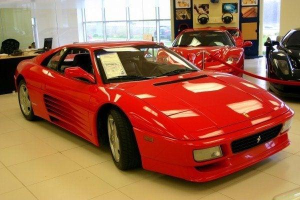 Exotic Car Dealership Illinois