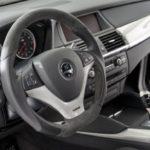 HAMANN X6 M Steering wheel