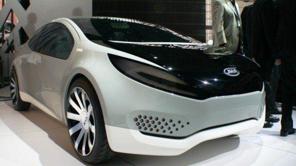 Kia Ray Hybrid Concept