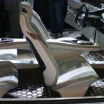 Kia Ray Hybrid Concept interior