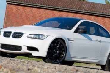 Manhart Racing BMW M3 E92