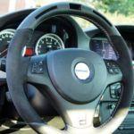 Manhart Racing BMW M3 E92 cockpit