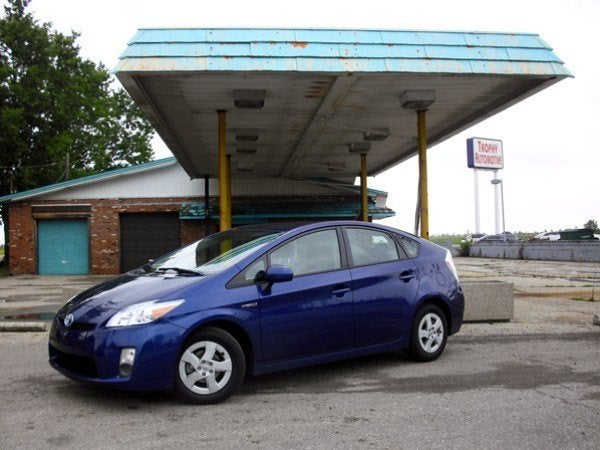 toyota prius car town template. car town. The Toyota Prius
