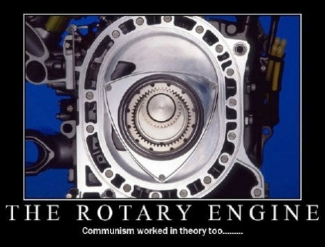 how does a rotary engine work while the engine in the rx 8 has an impressive 232 hp from such a small package it s unable to produce much torque which is that off the line oomph we all