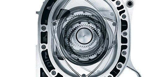 how does a rotary engine work?