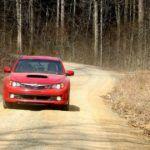 2010 Subaru WRX STi 11