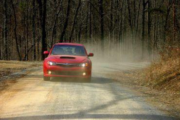 2010 Subaru WRX STi 15