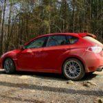 2010 Subaru WRX STi 7