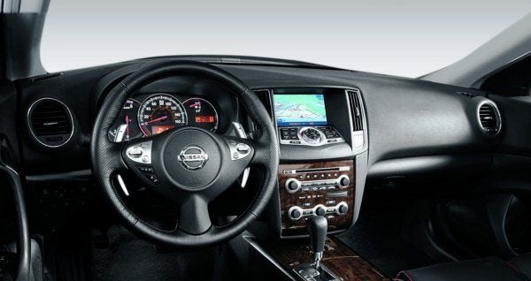 2010 Nissan Maxima Sv Review