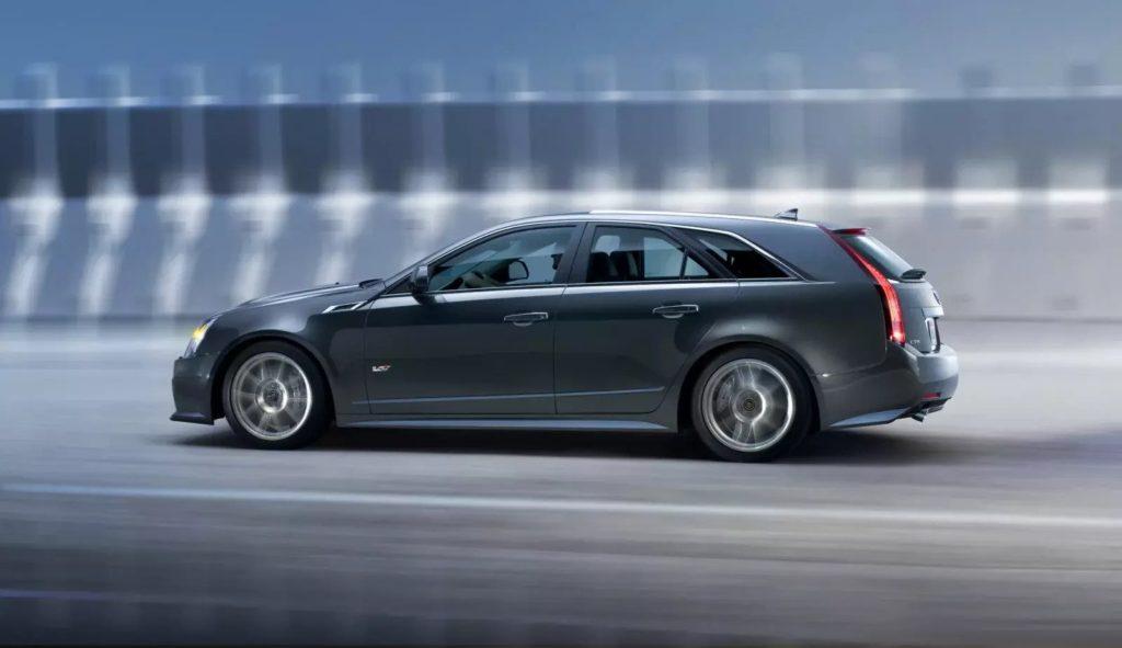 2011 Cadillac CTS V Sport Wagon 1 1