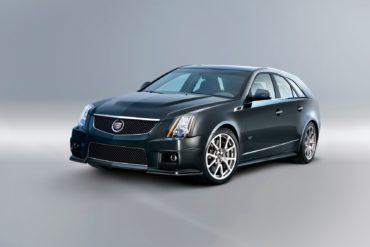 2011 Cadillac CTS V Sport Wagon