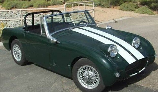 a reliable 1965 austin healey sprite for sale. Black Bedroom Furniture Sets. Home Design Ideas