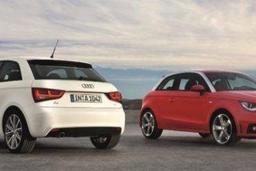 Audi A1 TDI S-line