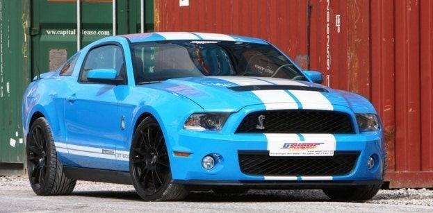 GeigerCars Ford Mustang GT500