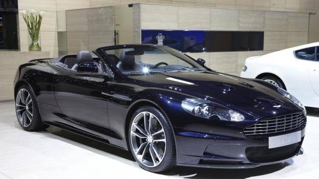 Aston Martin DBS UB-2010