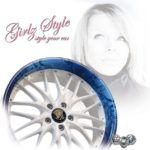 Girlz Style Pressebilder Cool Blue