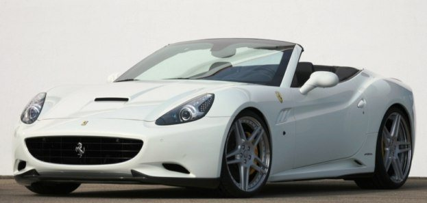 Novitec Rosso Supercharged Ferrari California