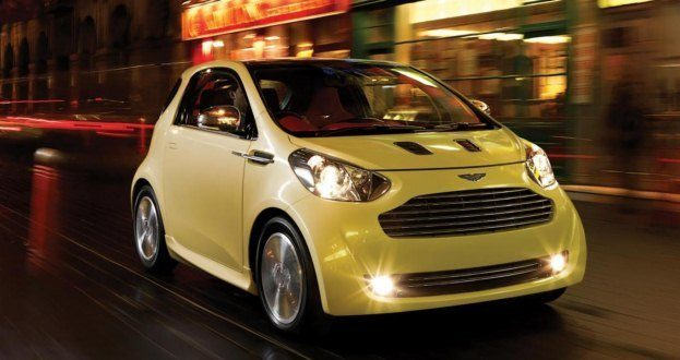 aston martin unveils cygnet concept a mini luxury car. Black Bedroom Furniture Sets. Home Design Ideas