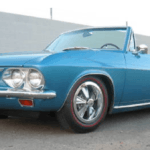 All-Electric 1966 Chevrolet Corvair Corsa On eBay