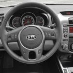 2010 Kia Forte interior