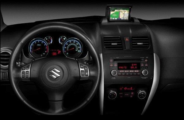2010 Suzuki SX4 SportBack interior