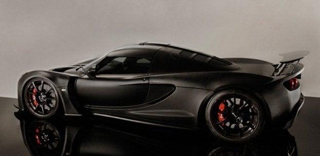 Hennessey Venom GT side