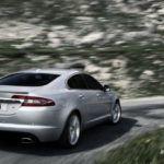 2010 Jaguar XF rear