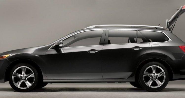 11TSX SportWagon side 750x400 - 2011 Acura TSX Adds Sport Wagon