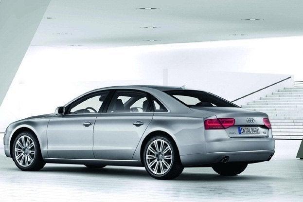 2011 Audi A8 L W12 11