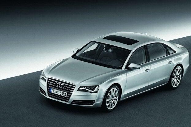 2011 Audi A8 L W12 12