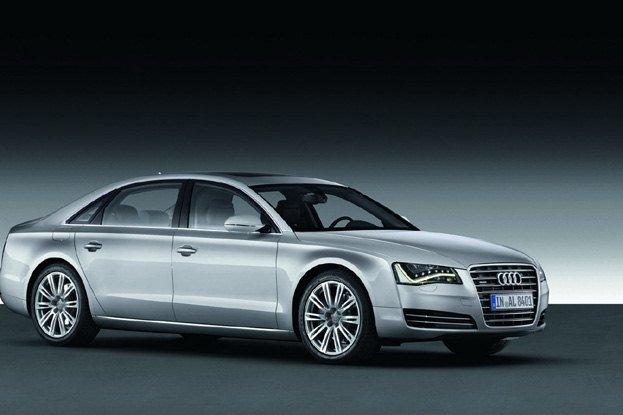 2011 Audi A8 L W12 13