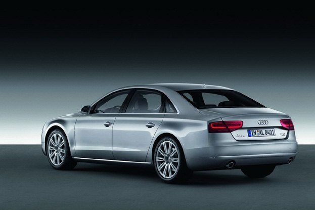2011 Audi A8 L W12 14