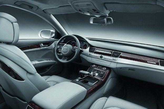 2011 Audi A8 L W12 21
