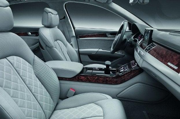 2011 Audi A8 L W12 22