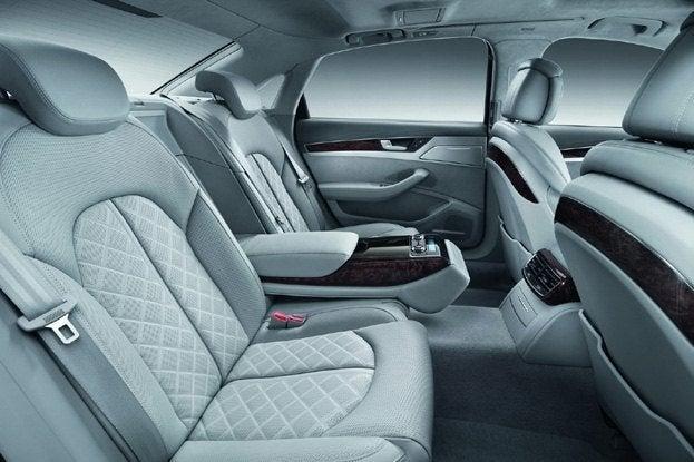 2011 Audi A8 L W12 23