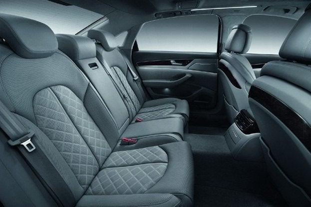 2011 Audi A8 L W12 24