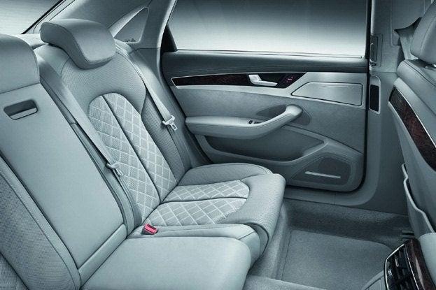 2011 Audi A8 L W12 25