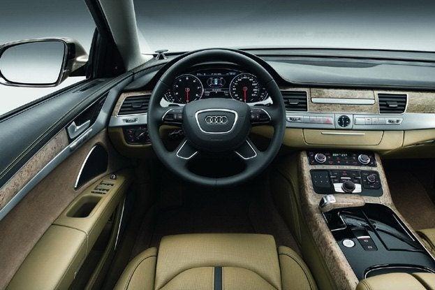 2011 Audi A8 L W12 26