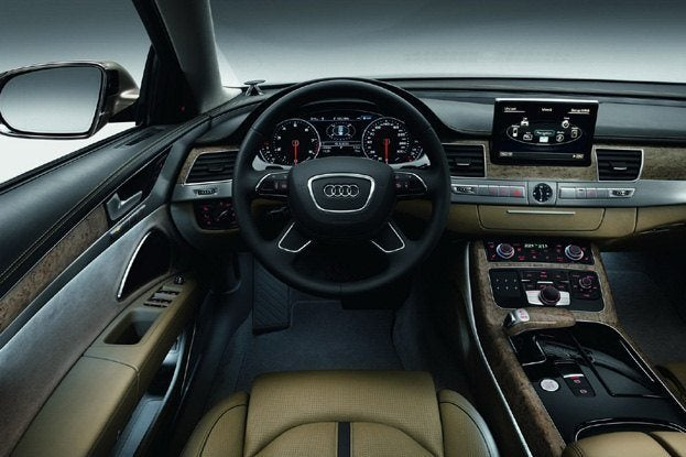 2011 Audi A8 L W12 27
