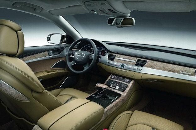 2011 Audi A8 L W12 28