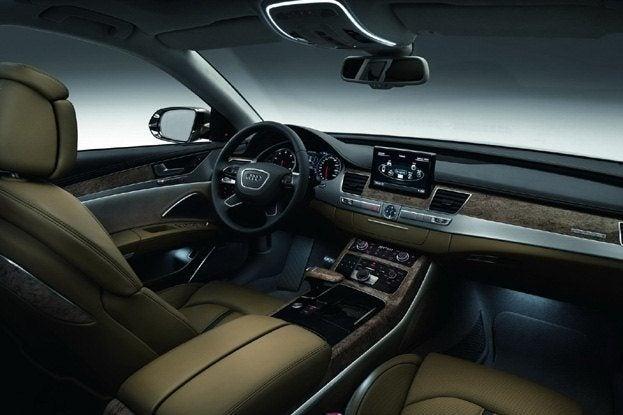 2011 Audi A8 L W12 29