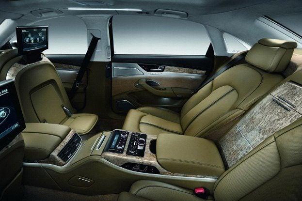2011 Audi A8 L W12 30