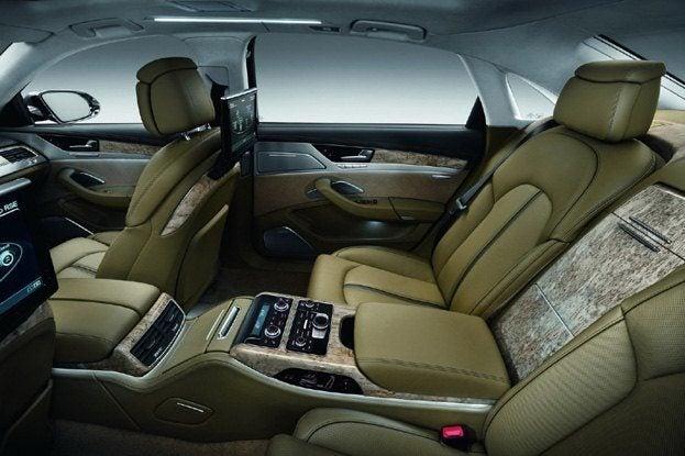 2011 Audi A8 L W12 31