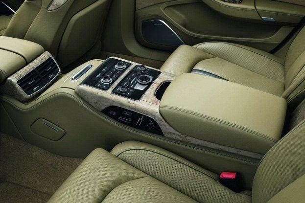 2011 Audi A8 L W12 32