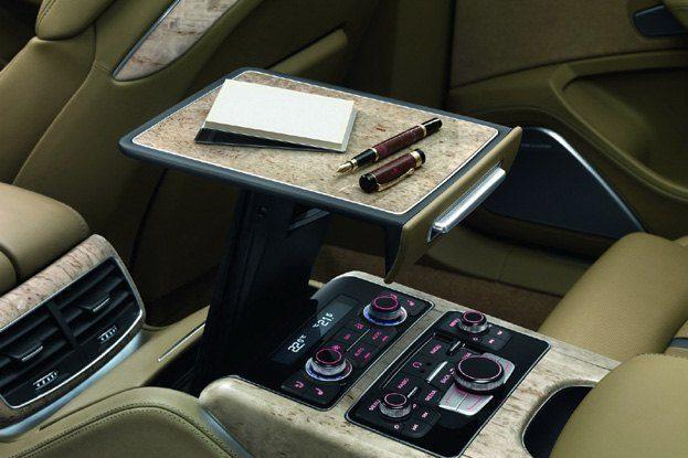 2011 Audi A8 L W12 33