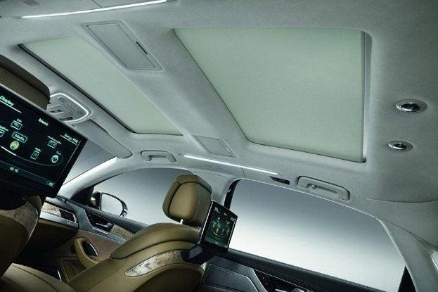 2011 Audi A8 L W12 34