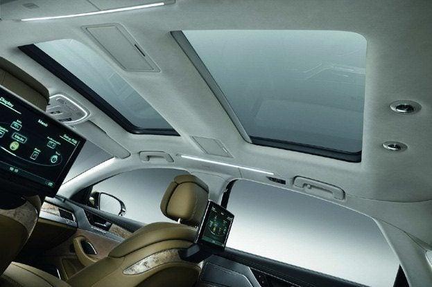 2011 Audi A8 L W12 35