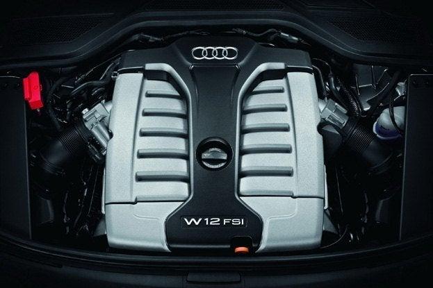 2011 Audi A8 L W12 43