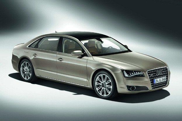 2011 Audi A8 L W12 45